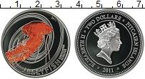 Изображение Монеты Острова Питкэрн 2 доллара 2011 Серебро Proof-