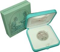 Изображение Подарочные монеты Ватикан 10 евро 2013 Серебро Proof
