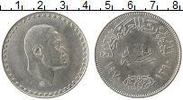 Изображение Монеты Египет 1 фунт 1970 Серебро VF