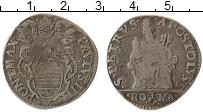 Изображение Монеты Европа Ватикан 1 тестон 1555 Серебро