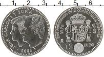 Изображение Монеты Испания 12 евро 2003 Серебро UNC-