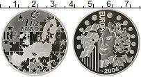 Изображение Монеты Европа Франция 1 1/2 евро 2004 Серебро Proof-