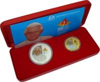 Изображение Подарочные монеты Австралия Всемирный день молодежи 2008 Серебро Proof