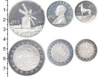 Изображение Наборы монет Мальта Мальта 1977 1977 Серебро Proof-