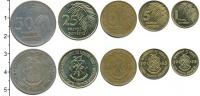 Изображение Наборы монет Экваториальная Гвинея Экваториальная Гвинея 1985-1994 0  VF
