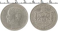 Продать Монеты Баден 1 талер 1866 Серебро
