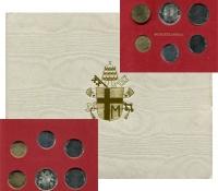 Изображение Подарочные монеты Ватикан Anno II 1980 1980  UNC
