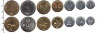 Изображение Наборы монет Мальдивы Мальдивы 1995-2012 0  UNC-
