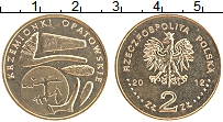 Изображение Мелочь Польша 2 злотых 2012 Латунь UNC- Неолитический кремни