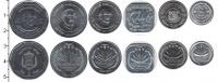 Изображение Наборы монет Бангладеш Бангладеш 2010-2012 0  UNC-