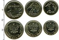 Изображение Наборы монет Польша Польша 2014 2014 Медно-никель UNC-