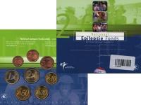Изображение Подарочные монеты Нидерланды Евронабор 2005 года выпуска 2005  UNC