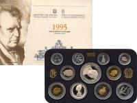 Изображение Подарочные монеты Италия Италия 1995 1995  Proof