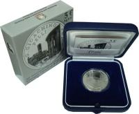 Изображение Подарочные монеты Италия 5 евро 2013 Серебро UNC