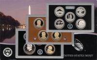 Изображение Подарочные монеты США Пруф- сет 2013 года 2013  Proof Подарочный набор пру
