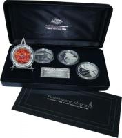 Изображение Подарочные монеты Австралия Шедевры в серебре 2007 Серебро Proof
