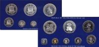 Изображение Подарочные монеты Филиппины Набор proof-монет 1976 года 1976  Proof