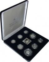 Изображение Подарочные монеты Австралия Выпуск монет 1991 1991 Серебро Proof