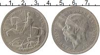 Изображение Монеты Великобритания 1 крона 1935 Серебро XF