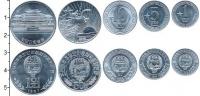 Изображение Наборы монет Северная Корея Северная Корея 1959-1987 0 Алюминий UNC-