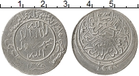 Изображение Монеты Йемен 1/2 реала 1378 Серебро VF