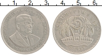 Изображение Монеты Маврикий 5 рупий 1987 Медно-никель VF