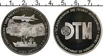 Изображение Монеты Турция Жетон 1998 Серебро Proof- 1-я международная то