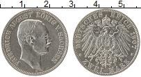 Изображение Монеты Саксония 2 марки 1907 Серебро XF