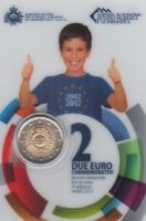 Изображение Подарочные монеты Сан-Марино 2 евро 2012 Биметалл UNC