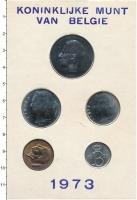 Изображение Подарочные монеты Бельгия Бельгия 1973 1973 Медно-никель UNC