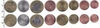 Изображение Наборы монет Беларусь Беларусь 2009 2009 Неопределено UNC Набор разменных моне