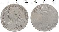 Изображение Монеты Великобритания 1/2 кроны 1900 Серебро