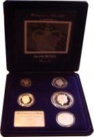 Изображение Подарочные монеты Австралия Монеты 20 века, Монархи 2000 Серебро Proof