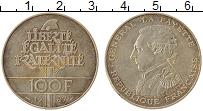 Изображение Монеты Европа Франция 100 франков 1987 Серебро XF
