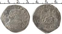 Изображение Монеты Сицилия 4 тари 1616 Серебро VF