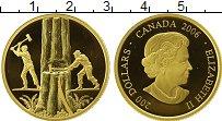Изображение Монеты Канада 200 долларов 2006 Золото Proof-