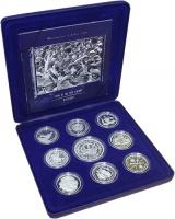 Изображение Подарочные монеты Австралия Монеты XX века 1998 Серебро Proof