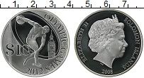 Изображение Монеты Соломоновы острова 10 долларов 2008 Серебро Proof Олимпийские игры в Л