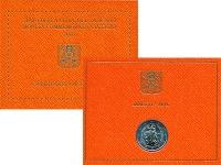 Изображение Подарочные монеты Ватикан 2 евро 2016 Биметалл UNC
