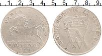 Изображение Монеты Брауншвайг-Вольфенбюттель 1 талер 1729 Серебро VF Август Вильгельм