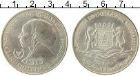 Изображение Монеты Сомали 150 шиллингов 1983 Серебро UNC