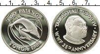 Изображение Монеты Австралия и Океания Тонга 2 паанга 1986 Серебро Proof