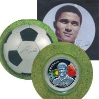 Изображение Подарочные монеты Армения 100 драм 2008 Серебро Proof