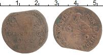 Изображение Монеты Мюнстер 6 пфеннигов 1762 Медь F