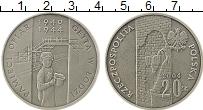 Изображение Монеты Польша 20 злотых 2004 Серебро UNC