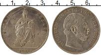 Изображение Монеты Германия Пруссия 1 талер 1871 Серебро XF