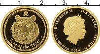 Изображение Монеты Австралия и Океания Австралия 25 долларов 2010 Золото Proof