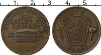Изображение Монеты Северная Америка США 1 пенни 1872 Бронза XF