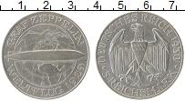 Продать Монеты Веймарская республика 5 марок 1930 Серебро