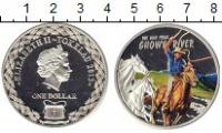 Изображение Подарочные монеты Токелау 1 доллар 2013 Серебро Proof